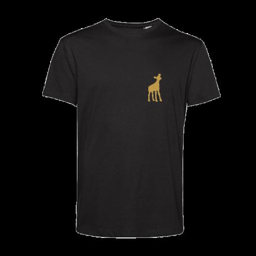 t-shirt black kalf