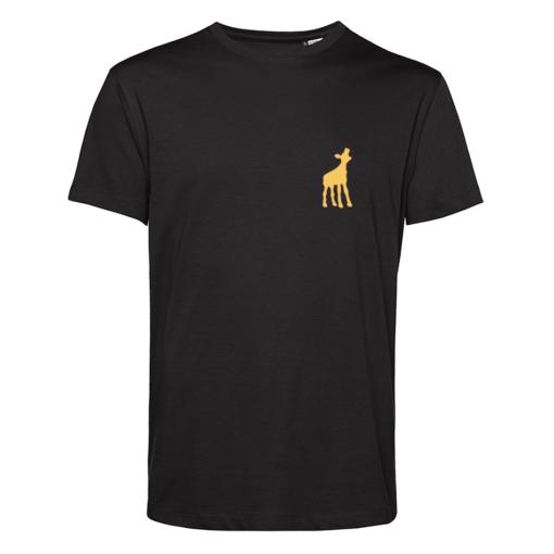 tshirtblack-goudenkalf